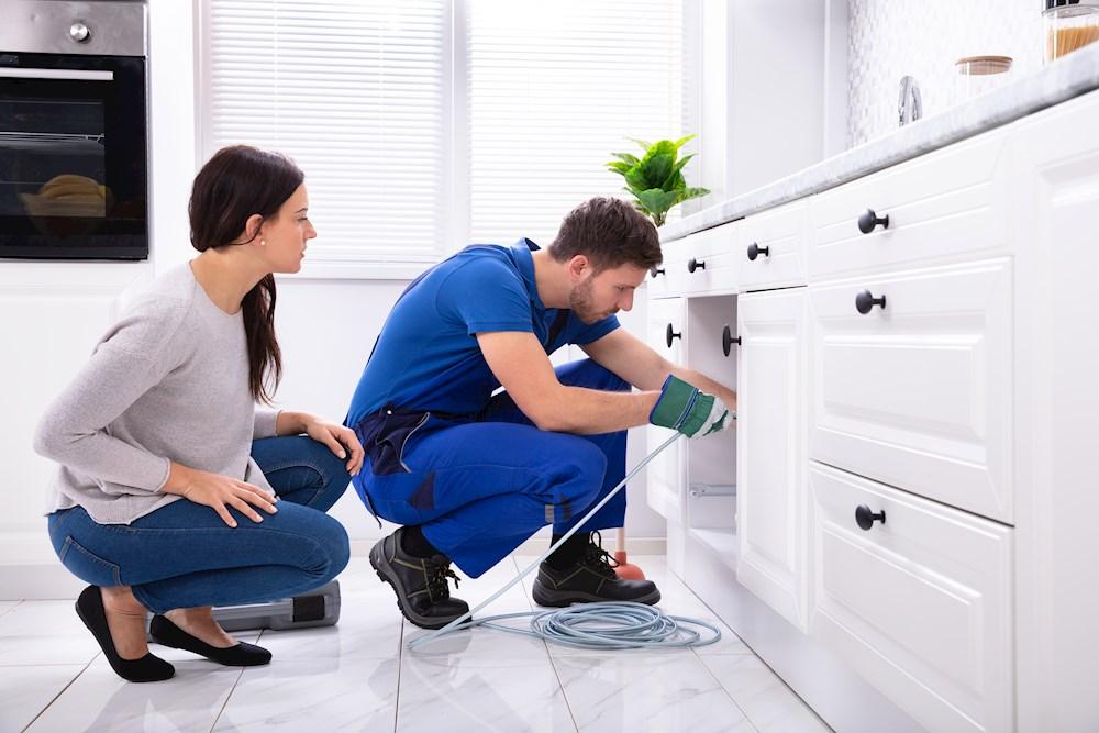 Kanalisationsgeruch im Haus